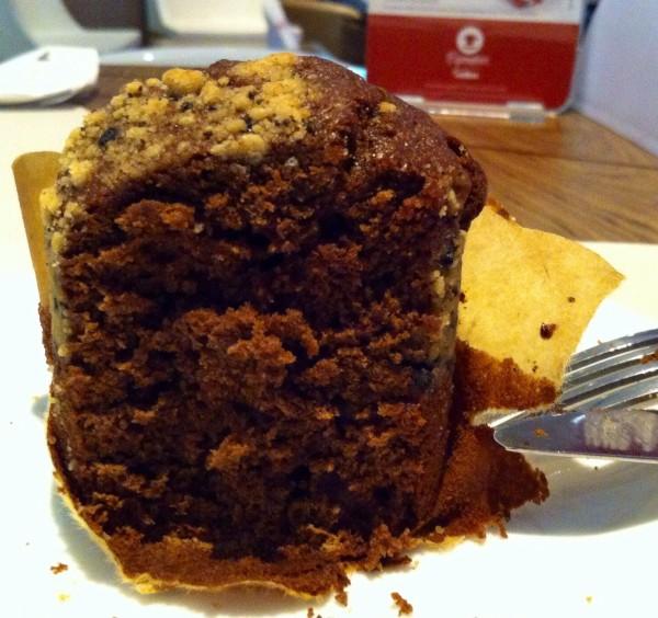 Muffin de cappuccino da Lavazza Espression
